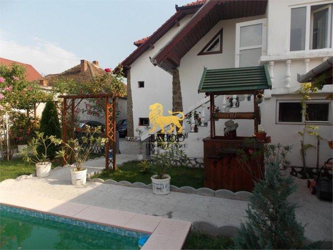 vanzare Casa Sibiu cu 11 camere, cu suprafata utila de 192 mp, 5 grupuri sanitare. 244.000 euro.. Casa vanzare Stefan cel Mare Sibiu