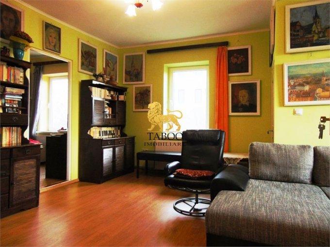 vanzare Casa Sibiu Calea Dumbravii cu 11 camere, 5 grupuri sanitare, avand suprafata utila 310 mp. Pret: 399.900 euro. agentie imobiliara vand Casa.