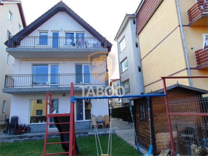 vanzare Casa Sibiu cu 11 camere, cu suprafata utila de 300 mp, 6 grupuri sanitare. 285.000 euro.. Casa vanzare Calea Poplacii Sibiu