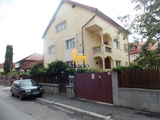 vanzare Casa Sibiu cu 13 camere, cu suprafata utila de 362 mp, 4 grupuri sanitare. 270.000 euro.. Casa vanzare Calea Dumbravii Sibiu