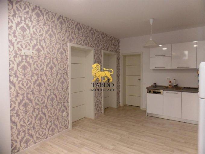 Casa de inchiriat direct de la agentie imobiliara, in Sibiu, zona Trei Stejari, cu 380 euro. 1 grup sanitar, suprafata utila 62 mp. Are  2 camere.