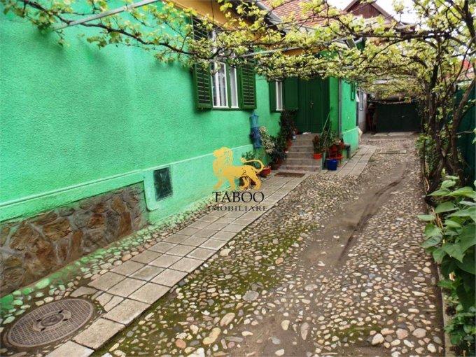 vanzare Casa Sibiu cu 2 camere, cu suprafata utila de 68 mp, 1 grup sanitar. 53.000 euro.. Casa vanzare Piata Cluj Sibiu