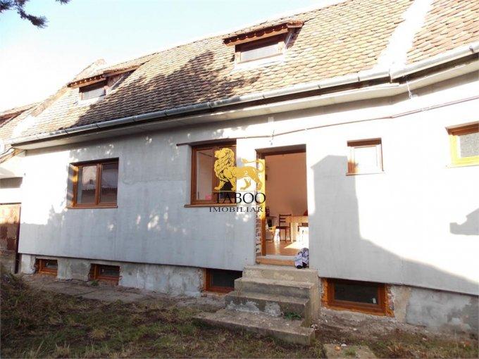 inchiriere Casa Sibiu cu 2 camere, cu suprafata utila de 40 mp, 1 grup sanitar. 350 euro.. Casa inchiriere Turnisor Sibiu