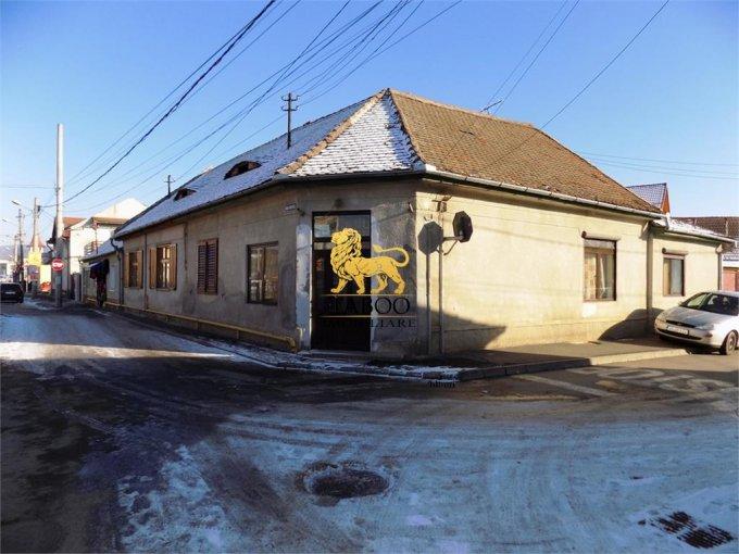 vanzare Casa Sibiu Gara cu 2 camere, 1 grup sanitar, avand suprafata utila 70 mp. Pret: 49.000 euro. agentie imobiliara vand Casa.