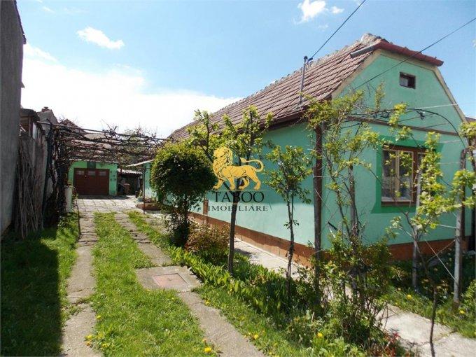 vanzare Casa Sibiu cu 2 camere, cu suprafata utila de 85 mp, 1 grup sanitar. 110.000 euro.. Casa vanzare Cedonia Sibiu