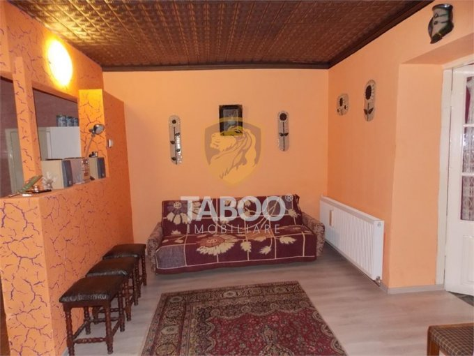vanzare Casa Sibiu cu 2 camere, 1 grup sanitar, avand suprafata utila 58 mp. Pret: 48.000 euro. agentie imobiliara vand Casa.