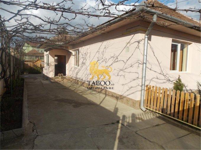 vanzare Casa Sibiu cu 3 camere, cu suprafata utila de 108 mp, 1 grup sanitar. 115.000 euro.. Casa vanzare Calea Poplacii Sibiu