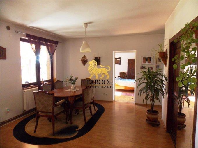 vanzare Casa Cristian cu 3 camere, cu suprafata utila de 128 mp, 2 grupuri sanitare. 87.000 euro.. Casa vanzare Cristian  Sibiu