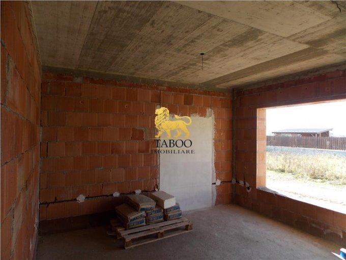 vanzare Casa Sibiu cu 3 camere, cu suprafata utila de 98 mp, 2 grupuri sanitare. 67.000 euro.. Casa vanzare Calea Cisnadiei Sibiu