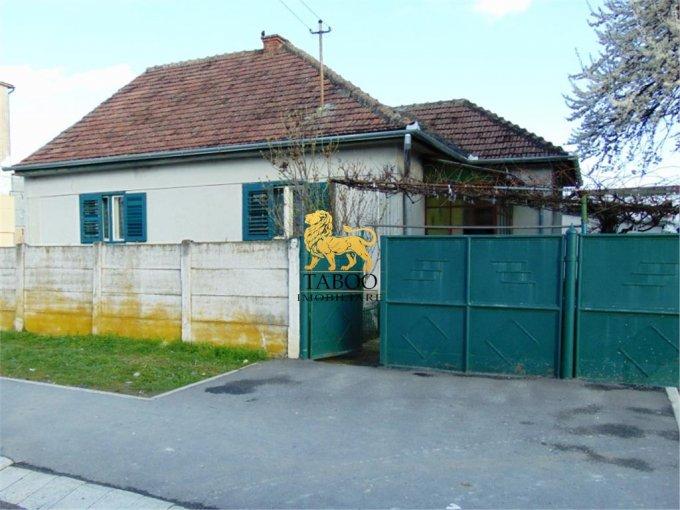 vanzare Casa Sibiu cu 3 camere, cu suprafata utila de 100 mp, 1 grup sanitar. 61.500 euro.. Casa vanzare Tiglari Sibiu