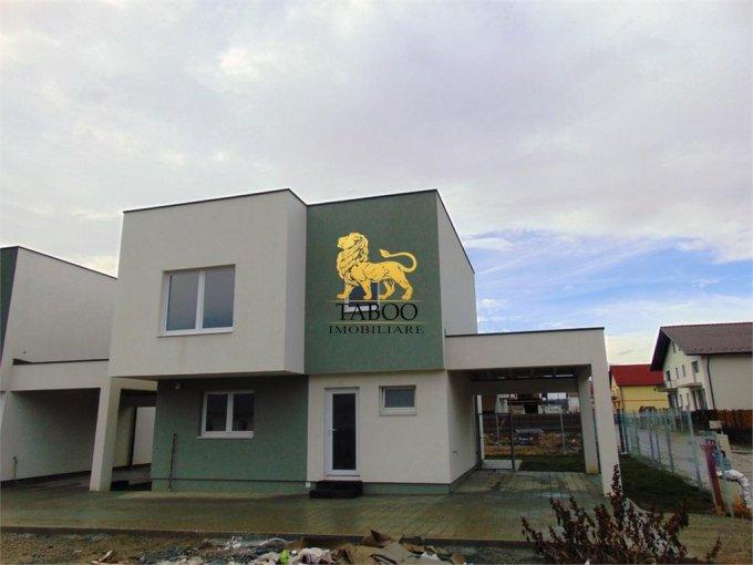 Casa de vanzare direct de la agentie imobiliara, in Sibiu, zona Calea Cisnadiei, cu 69.000 euro. 2 grupuri sanitare, suprafata utila 98 mp. Are  3 camere.