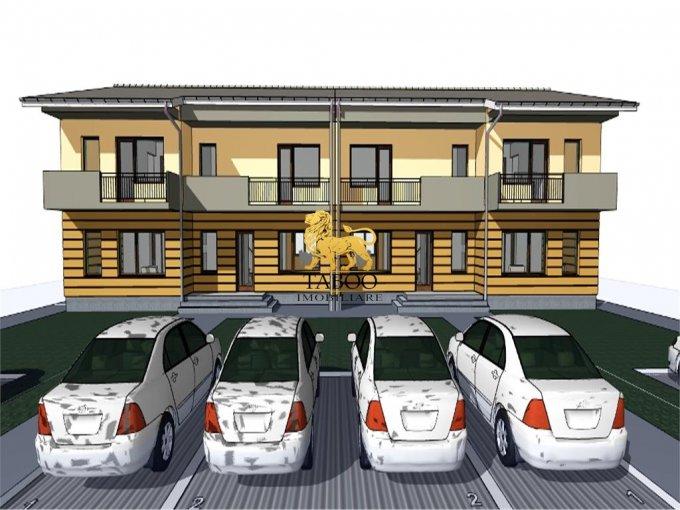 Casa de vanzare direct de la agentie imobiliara, in Sibiu, zona Calea Cisnadiei, cu 78.000 euro. 3 grupuri sanitare, suprafata utila 119 mp. Are  3 camere.