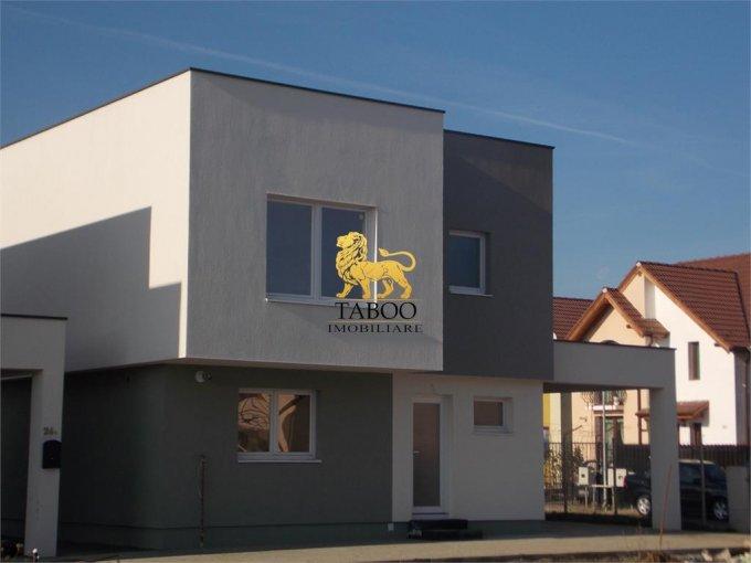 vanzare Casa Sibiu cu 3 camere, cu suprafata utila de 98 mp, 2 grupuri sanitare. 69.000 euro.. Casa vanzare Calea Cisnadiei Sibiu