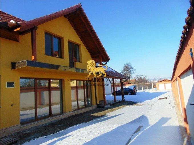 vanzare Casa Sibiu Selimbar cu 3 camere, 2 grupuri sanitare, avand suprafata utila 120 mp. Pret: 215.000 euro. agentie imobiliara vand Casa.