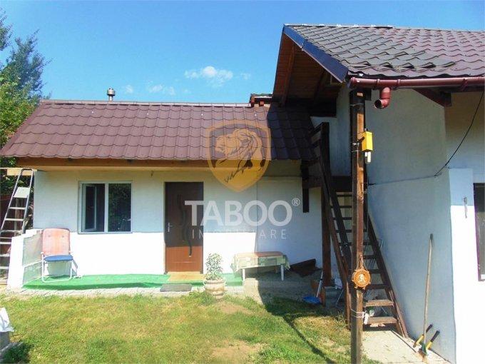 vanzare Casa Tocile cu 3 camere, cu suprafata utila de 70 mp, 1 grup sanitar. 39.000 euro.. Casa vanzare Tocile  Sibiu