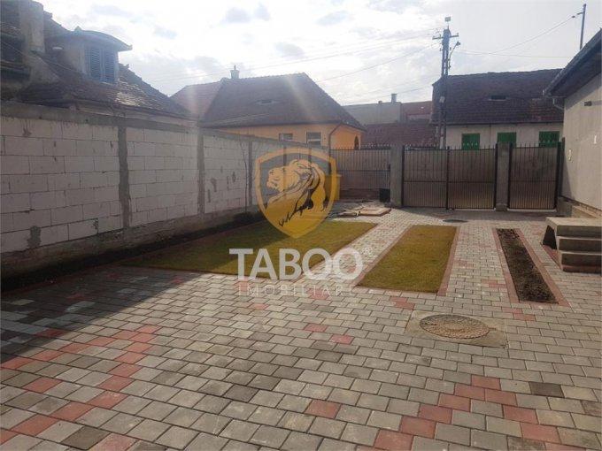 inchiriere Casa Sibiu Gara cu 3 camere, 1 grup sanitar, avand suprafata utila 86 mp. Pret: 500 euro. agentie imobiliara inchiriez Casa.