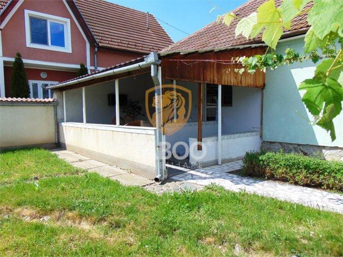 Casa de inchiriat direct de la agentie imobiliara, in Sibiu, zona Turnisor, cu 699 euro. 1 grup sanitar, suprafata utila 130 mp. Are  3 camere.