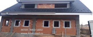 Sibiu Cisnadie, casa cu 3 camere de vanzare de la agentie imobiliara