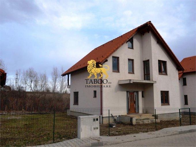vanzare Casa Sibiu Turnisor cu 4 camere, 2 grupuri sanitare, avand suprafata utila 148 mp. Pret: 100.000 euro. agentie imobiliara vand Casa.