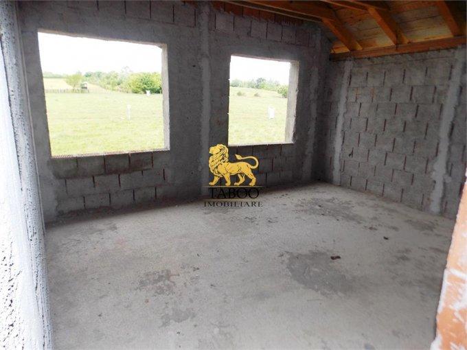 vanzare Casa Sibiu cu 4 camere, cu suprafata utila de 196 mp, 3 grupuri sanitare. 65.000 euro.. Casa vanzare Calea Cisnadiei Sibiu