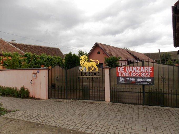 vanzare Casa Sura Mica cu 4 camere, cu suprafata utila de 151 mp, 2 grupuri sanitare. 80.000 euro.. Casa vanzare Sura Mica  Sibiu