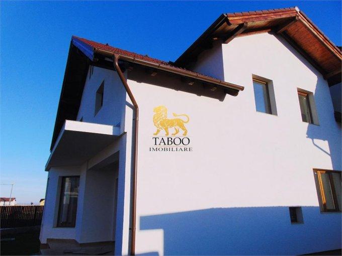 vanzare Casa Sibiu cu 4 camere, cu suprafata utila de 140 mp, 2 grupuri sanitare. 95.000 euro.. Casa vanzare Calea Cisnadiei Sibiu