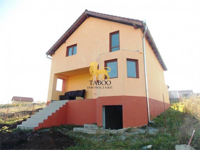 vanzare Casa Sura Mare cu 4 camere, cu suprafata utila de 128 mp, 2 grupuri sanitare. 66.900 euro.. Casa vanzare Sura Mare  Sibiu