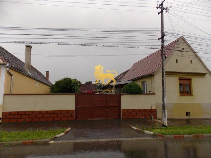 vanzare Casa Sibiu cu 4 camere, cu suprafata utila de 115 mp, 2 grupuri sanitare. 195.000 euro.. Casa vanzare Turnisor Sibiu