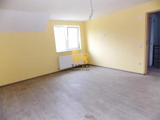 vanzare Casa Sibiu cu 4 camere, cu suprafata utila de 125 mp, 2 grupuri sanitare. 77.900 euro.. Casa vanzare Gusterita Sibiu