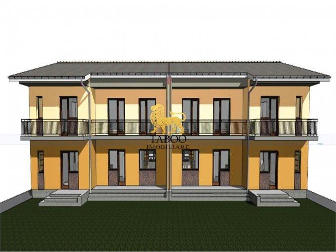 vanzare Casa Sibiu Calea Cisnadiei cu 4 camere, 2 grupuri sanitare, avand suprafata utila 115 mp. Pret: 75.000 euro. agentie imobiliara vand Casa.