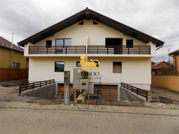 vanzare Casa Sibiu cu 4 camere, cu suprafata utila de 204 mp, 3 grupuri sanitare. 75.000 euro.. Casa vanzare Selimbar Sibiu