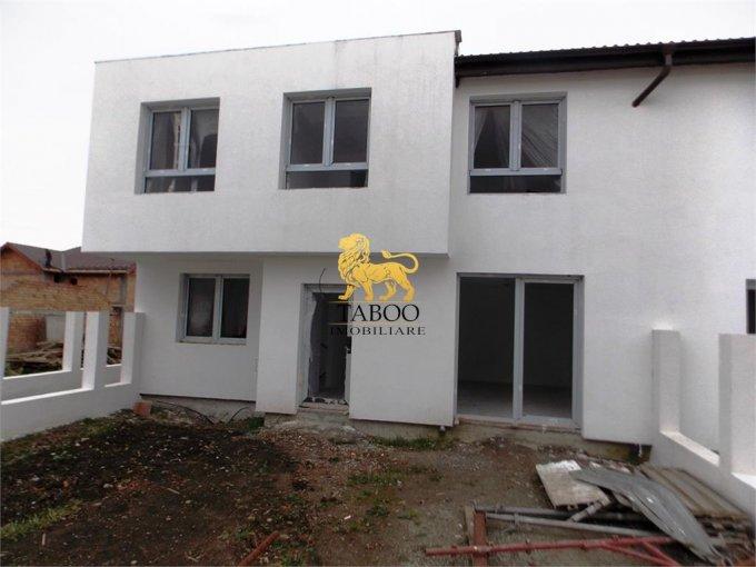 vanzare Casa Sibiu cu 4 camere, cu suprafata utila de 97 mp, 2 grupuri sanitare. 65.000 euro.. Casa vanzare Selimbar Sibiu