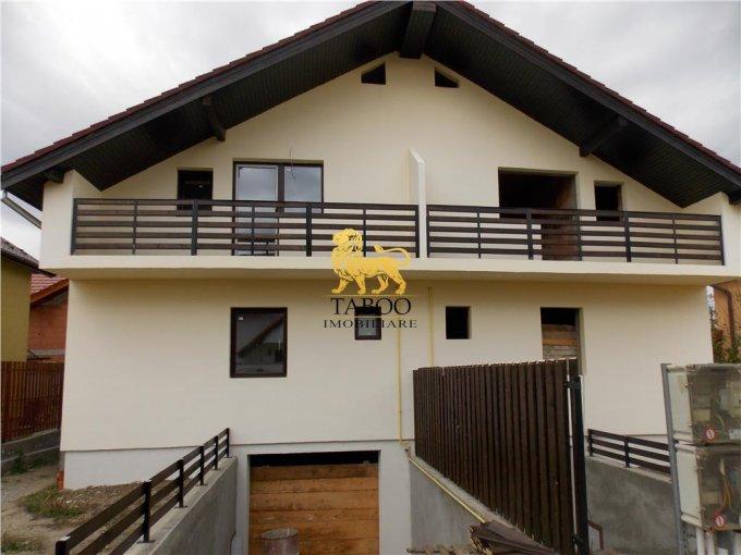 vanzare Casa Sibiu Selimbar cu 4 camere, 3 grupuri sanitare, avand suprafata utila 204 mp. Pret: 65.000 euro. agentie imobiliara vand Casa.