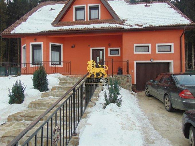 vanzare Casa Tocile cu 4 camere, cu suprafata utila de 220 mp, 1 grup sanitar. 170.000 euro.. Casa vanzare Tocile  Sibiu