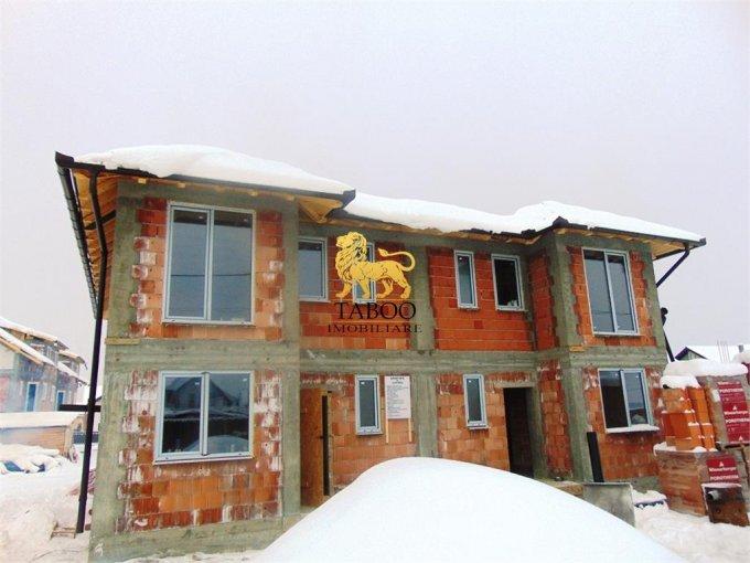 vanzare Casa Sibiu cu 4 camere, cu suprafata utila de 125 mp, 2 grupuri sanitare. 85.000 euro.. Casa vanzare Calea Cisnadiei Sibiu
