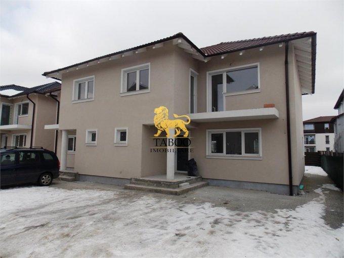vanzare Casa Sibiu cu 4 camere, cu suprafata utila de 115 mp, 2 grupuri sanitare. 78.000 euro.. Casa vanzare Selimbar Sibiu
