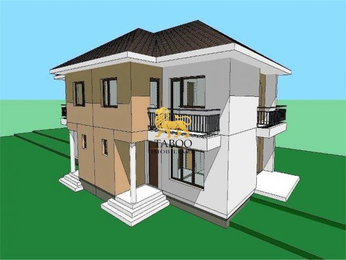 vanzare Casa Sibiu cu 4 camere, cu suprafata utila de 115 mp, 2 grupuri sanitare. 78.000 euro.. Casa vanzare Calea Cisnadiei Sibiu