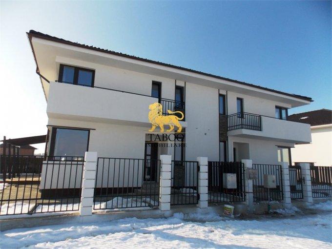 vanzare Casa Sibiu cu 4 camere, cu suprafata utila de 115 mp, 2 grupuri sanitare. 77.900 euro.. Casa vanzare Calea Cisnadiei Sibiu