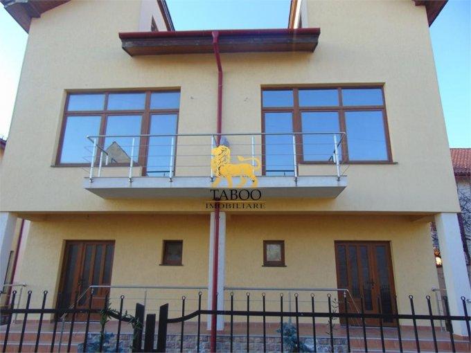inchiriere Casa Sibiu Gusterita cu 4 camere, 2 grupuri sanitare, avand suprafata utila 150 mp. Pret: 500 euro. agentie imobiliara inchiriez Casa.