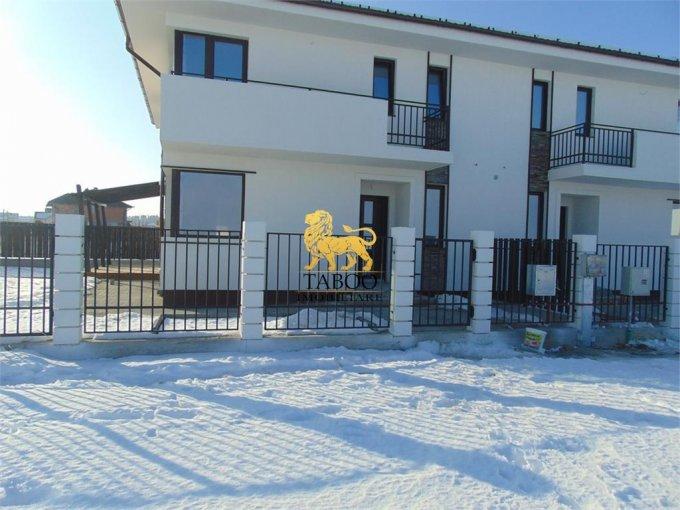vanzare Casa Sibiu Calea Cisnadiei cu 4 camere, 2 grupuri sanitare, avand suprafata utila 115 mp. Pret: 77.900 euro. agentie imobiliara vand Casa.
