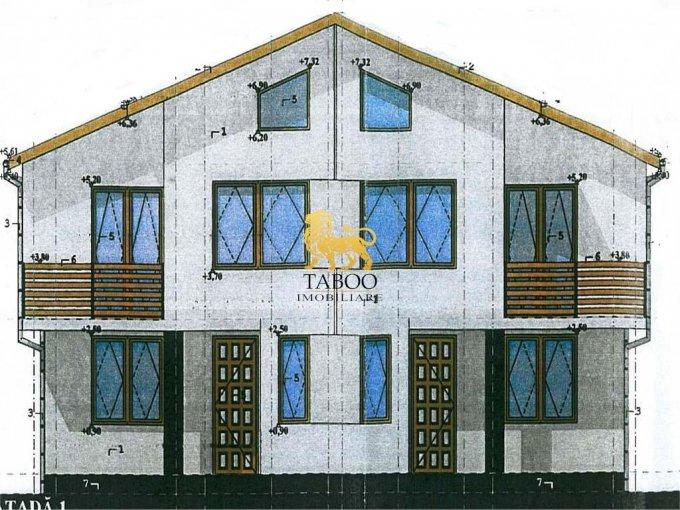vanzare Casa Sibiu Calea Cisnadiei cu 4 camere, 3 grupuri sanitare, avand suprafata utila 131 mp. Pret: 85.000 euro. agentie imobiliara vand Casa.