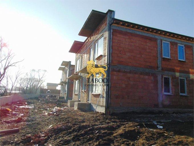 vanzare Casa Sibiu Calea Cisnadiei cu 4 camere, 2 grupuri sanitare, avand suprafata utila 81 mp. Pret: 51.500 euro. agentie imobiliara vand Casa.