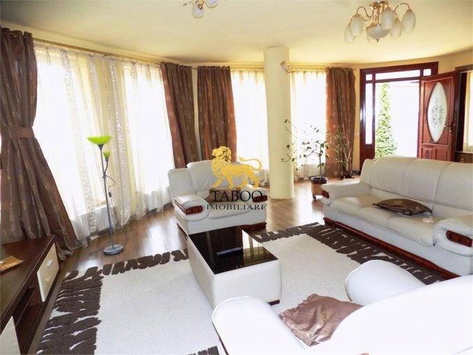 vanzare Casa Sibiu Lazaret cu 4 camere, 2 grupuri sanitare, avand suprafata utila 165 mp. Pret: 165.000 euro. agentie imobiliara vand Casa.