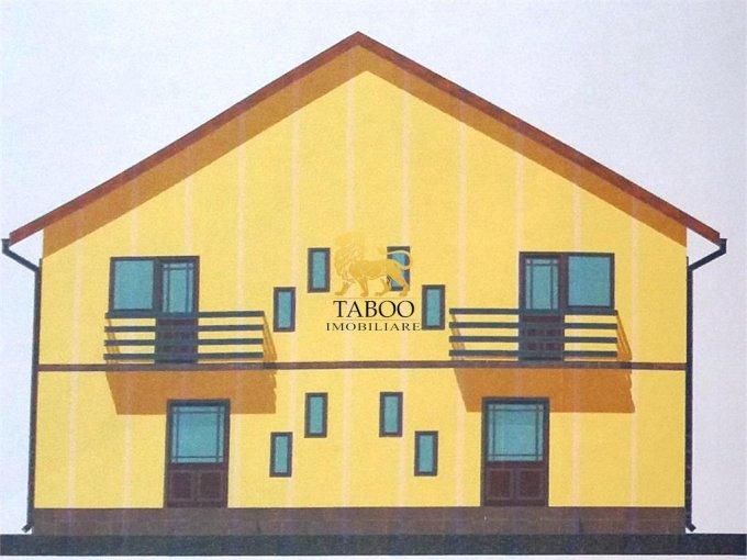 vanzare Casa Sibiu cu 4 camere, cu suprafata utila de 115 mp, 2 grupuri sanitare. 67.500 euro.. Casa vanzare Calea Cisnadiei Sibiu