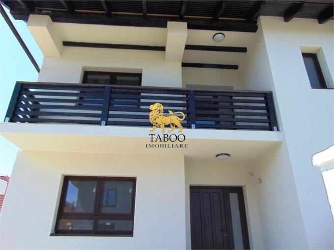 vanzare Casa Sibiu cu 4 camere, cu suprafata utila de 120 mp, 2 grupuri sanitare. 76.000 euro.. Casa vanzare Selimbar Sibiu