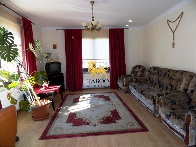 Casa de vanzare direct de la agentie imobiliara, in Sibiu, zona Turnisor, cu 95.000 euro. 1 grup sanitar, suprafata utila 100 mp. Are  4 camere.