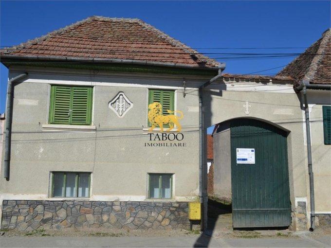 vanzare Casa Daia cu 4 camere, cu suprafata utila de 150 mp, 1 grup sanitar. 23.000 euro.. Casa vanzare Daia  Sibiu