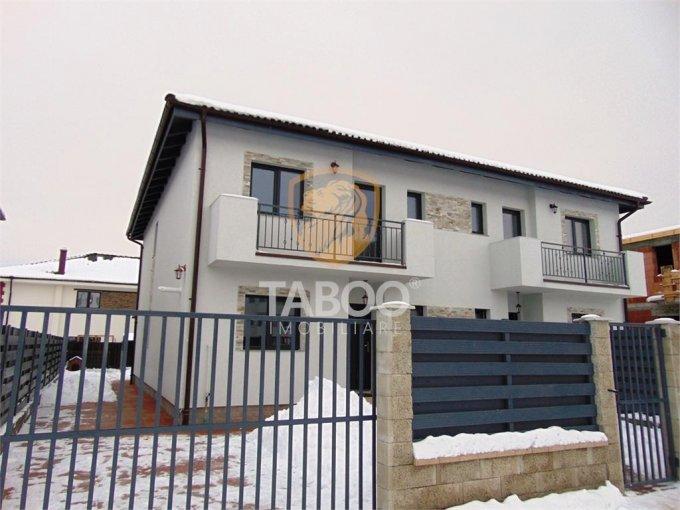 Casa de vanzare direct de la agentie imobiliara, in Sibiu, zona Calea Cisnadiei, cu 95.000 euro. 2 grupuri sanitare, suprafata utila 119 mp. Are  4 camere.