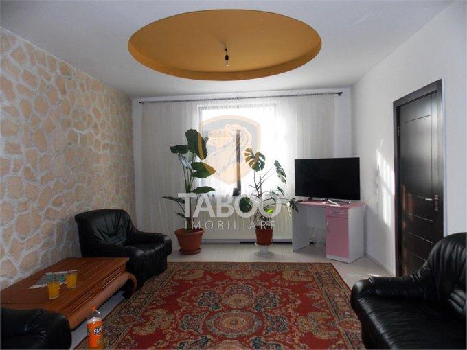 vanzare Casa Sibiu cu 4 camere, cu suprafata utila de 100 mp, 3 grupuri sanitare. 124.500 euro.. Casa vanzare Terezian Sibiu