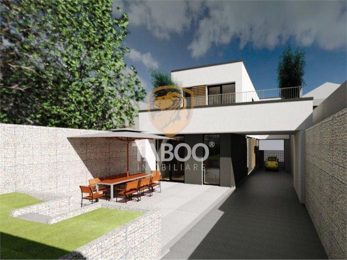 vanzare Casa Sibiu Trei Stejari cu 4 camere, 3 grupuri sanitare, avand suprafata utila 148 mp. Pret: 245.000 euro. agentie imobiliara vand Casa.